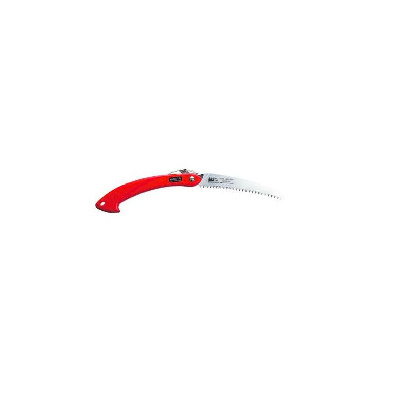 Scie pliante 41 cm, incurvée, rouge -