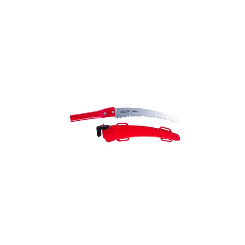 Scie 53 cm, pour perche EXP, avec étui, rouge